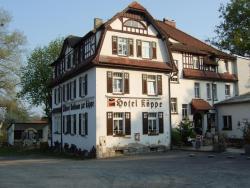 Hotel Waldhaus Zur Köppe, Jenaische Str. 21, 07639, Bad Klosterlausnitz