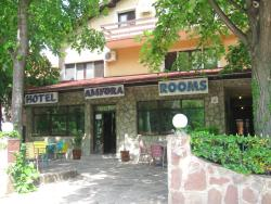 Hotel Amfora, Balkanska ulica 82, 18320, Dimitrovgrad
