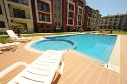 Menada Rocamar Apartments, Nestinarka Camping Area, 8260, 茨雷沃