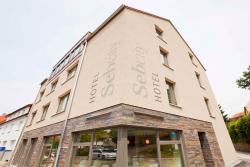 Sebcity Hotel, Sebastiansgraben 29, 73479, Ellwangen