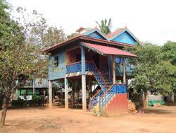 Am Vang Homestay, Chambok commune,, Chambok
