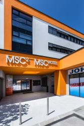 MSC Hotel, Schwarzottstraße 2a, 2620, Neunkirchen