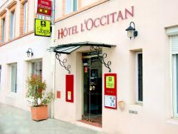 Logis Hotel L'Occitan, 41, Avenue Clemenceau, 81600, Gaillac