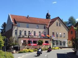 Hotel Restaurant Druidenstein, Hasselfelderstrasse 2, 38899, Trautenstein