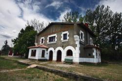 La Estación de Rabanera, Estación, 14, 09660, Hontoria del Pinar