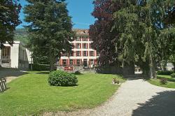 Hôtel du Parc, 1 avenue Auguste Davallet, 38580, Allevard