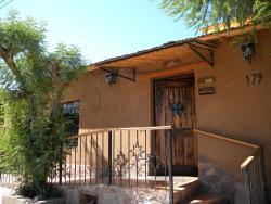 Hostal Apuwara, Alonso de Ercilla 179, 1880000, Combarbalá