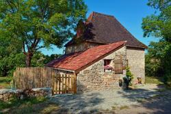 Chez Pope, La Mossoroniere.  Cras, 46360, Cras