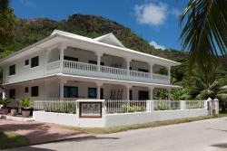 Villa Face Mer, Anse Possession, Praslin,, Baie Sainte Anne