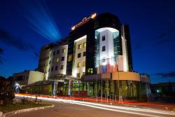Hotel Diplomat Plaza, Lukovit, 2 Dimitar Talev str., 5770, Lukovit