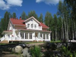 Villa Kotiniemi, Pitkäniementie 242, 52100, Anttola