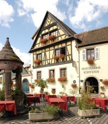 Hostellerie Schwendi, 2, Place Schwendi, 68240, Kientzheim