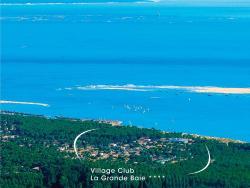 Village Club La Grande Baie, Boulevard de Bonne Anse, 17570, La Palmyre