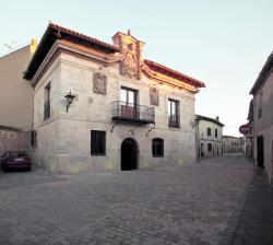 Concejo Hospederia, Plaza del Hortal s/n, 47200, Valoria la Buena