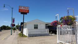 St. Paul Lodge, 5214 50th Ave Box #297, T0A 3A0, St. Paul