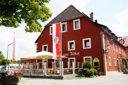 Gasthof Adler, Am Markt 8, 91583, Schillingsfürst
