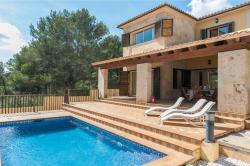 Villa Lluna, Via Silvana,21, 07589, Cala Mesquida
