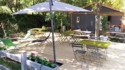 Camping la Grangeonne, route de Quinson, 04800, Esparron-de-Verdon
