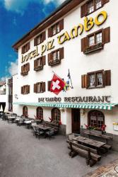 Hotel Piz Tambo, Susta 51, 7435, Splügen