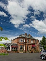 Somerton House Hotel, 35 Carlisle Road, DG11 2DR, Lockerbie