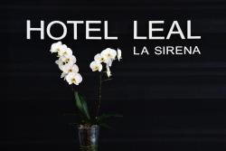 Hotel Leal - La Sirena, Praia das Sinas, 6, 36620, Villanueva de Arosa