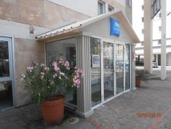 Ibis Budget Lyon Caluire Cité Internationale, 154, Grande Rue de St Clair, 69300, Caluire-et-Cuire