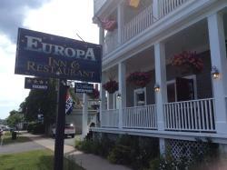 Europa Inn - Hotel Restaurant Spa, 48 King Street, E5B 1Y3, Saint Andrews