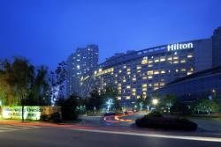 Hilton Nanjing Riverside, 1 Huaibin Road, Gu Lou District, 210011, Nanjing