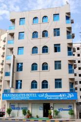 Pan Emirates Hotel, Al Zahra Street,, Sharjah