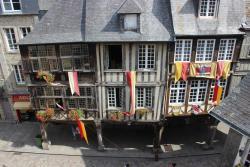 O'Lodges - Le Grenier, 2 Rue de l'Apport, 22100, Dinan