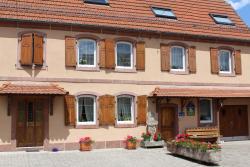 Chambre d'Hôtes au Vieux Moulin- Entre Sarregueminnes et Bitche, 2 Rue du Vieux Moulin, 57410, Rahling