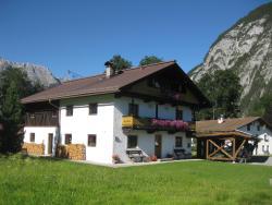 Ferienwohnungen Haus Olmarausch, Ahrn 204, 6105, Leutasch