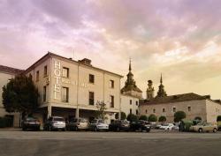 Hotel II Virrey, Mayor, 2, 42300, El Burgo de Osma