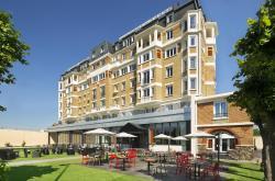 Executive Hôtel Paris Gennevilliers, 26 Boulevard Louise Michel, 92230, Gennevilliers