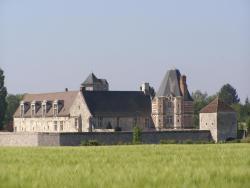 Manoir du Plessis au Bois, 4 rue du Château  le Plessis au Bois, 60117, Vauciennes