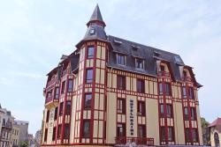 Hotel Des Bains, 19 Rue Georges Clemenceau, 50400, Granville