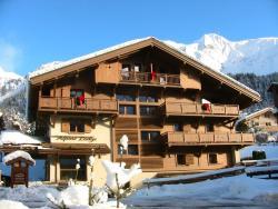 Alpine Lodge 2, 20 Route de la Frasse, 74170, Les Contamines-Montjoie