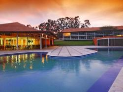Flat no Hotel Villa Hípica Resort, Rua Dr. Amaury de Medeiros, nº 1000 - Boa Vista, 55643-000, Gravatá