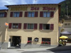 Auberge des Alpes, Rue fond de Ville 9, 1945, Liddes