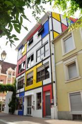 Maison Mondrian, 5 rue Paille, 68100, Mulhouse