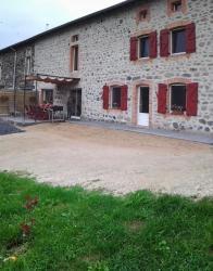 Au Nid d'hirondelles, le perrier, 43130, Saint-André-de-Chalençon