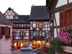 Hotel Restaurant A la Vignette, 66 Route Du Vin, 68590, Saint-Hippolyte