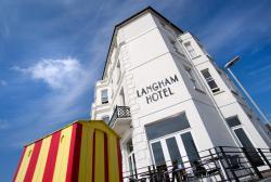 Langham Hotel Eastbourne, Royal Parade, BN22 7AH, Eastbourne