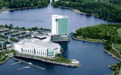 Hilton Lac-Leamy, 3 Boulevard du Casino, J8Y 6X4, Gatineau