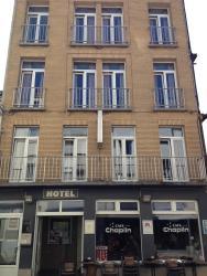 Hotel Chaplin, Vanderstichelenstraat 25, 8370, Blankenberge