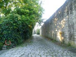 An der Dorfmauer, Ulrich Gast Weg 1, 97286, Sommerhausen