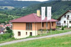 Vila Harmonie, Antonína Václavíka 415, 76326, Luhačovice