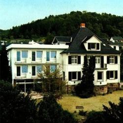 Hotel Haus Masthoff, Lützelsachsenerstr. 5, 69469, Weinheim