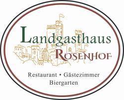 Landgasthaus Rosenhof, Mainzer Str. 23, 55413, Trechtingshausen
