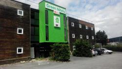 Green Hotels Fleury Merogis, 2 rue du Chêne à Champagne ZAC de la Greffière, 91700, Fleury-Mérogis